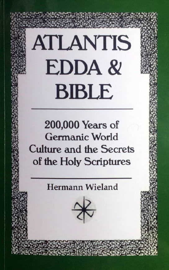 Hermann Wieland Atlantis Edda Bible.jpg
